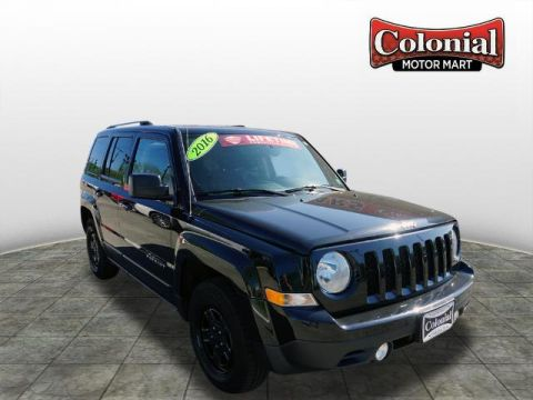 Pre-Owned 2016 Jeep Patriot Sport FWD Sport 4dr SUV