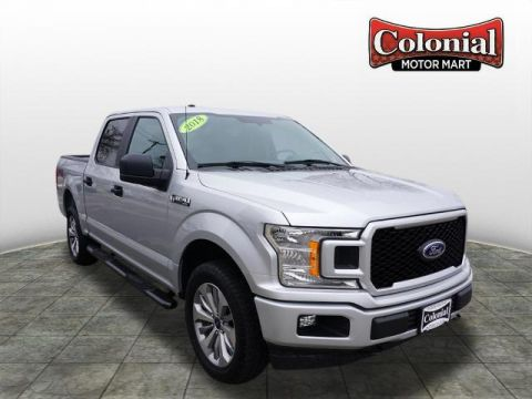Pre-Owned 2018 Ford F-150 STX 4WD 4x4 XL 4dr SuperCrew 5.5 ft. SB