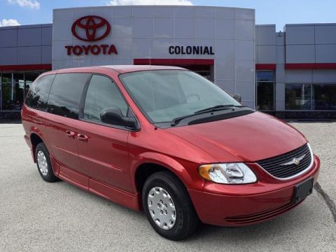 2003 Chrysler Town & Country eL