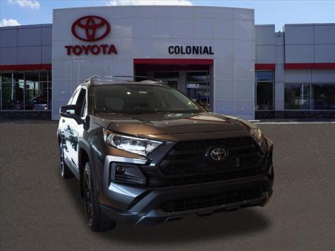 New 2020 Toyota RAV4 TRD Off-Road AWD AWD TRD Off-Road 4dr SUV