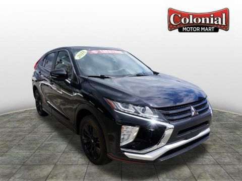 Pre-Owned 2018 Mitsubishi Eclipse Cross AWD AWD LE 4dr Crossover