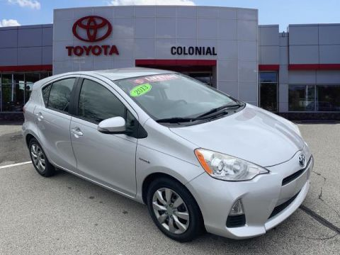 Pre-Owned 2013 Toyota Prius c Two FWD Two 4dr Hatchback